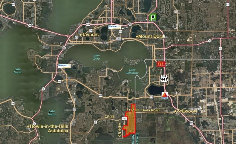 East Lake County Development Acreage