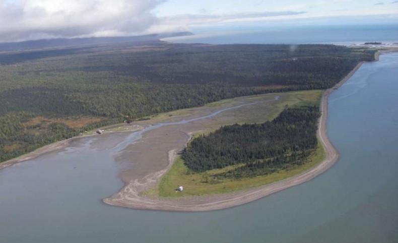 Tuxedni Bay