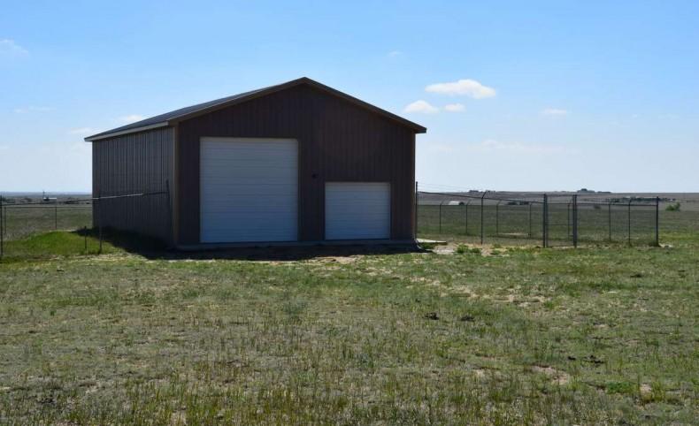 High Prairie 160