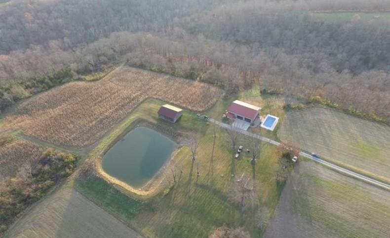 Shinkle Ridge Rd - 214 acres - Brown County