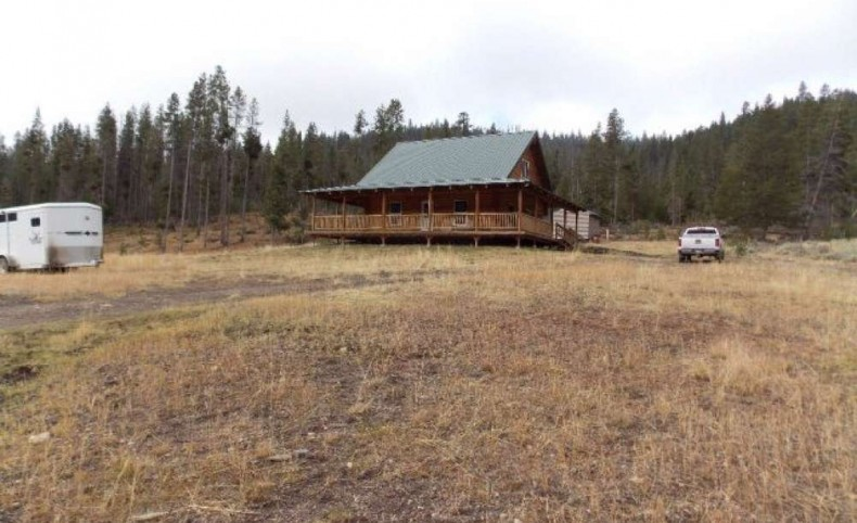 Panther Creek Base Camp