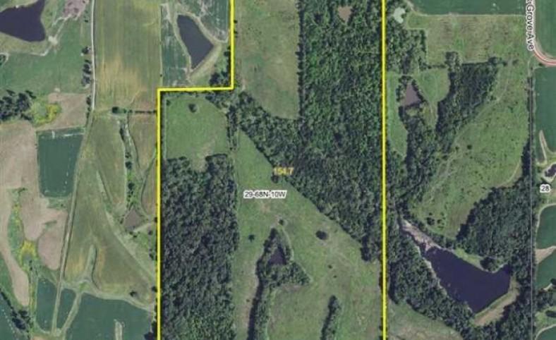 153 acres Land for Sale in Van Buren County, IA