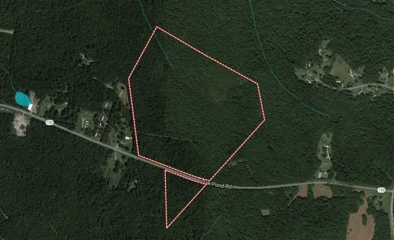 88 Acres of UD Zoned Land in Rock Hill, York County, SC