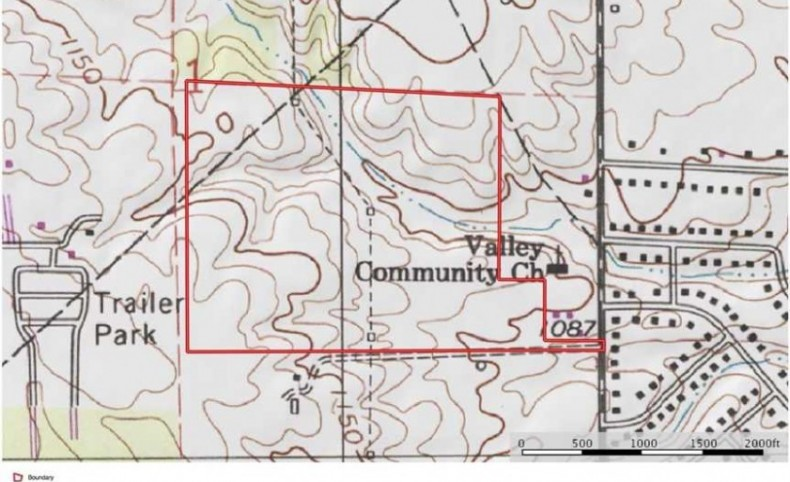 Taylor Rd - 77 acres - Wayne County