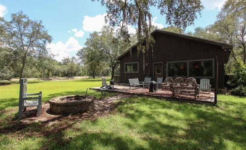 Midriver Bluff Lodge 778+/- Acres Land for Sale in Camden County, GA