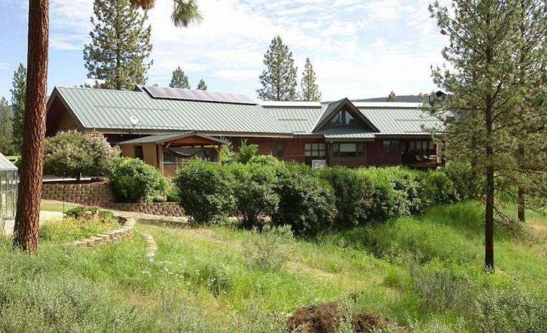 Gorgeous, One of a Kind Custom Log Home