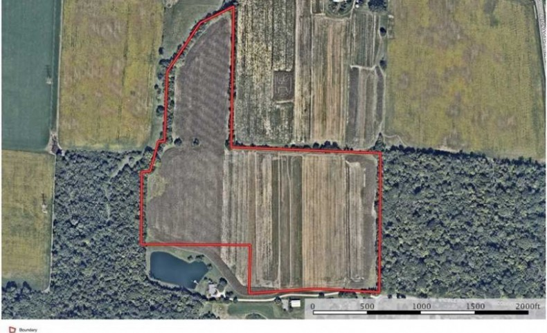Cole Rd - 42 acres - Franklin County