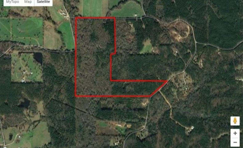 131 +/- Acres, Tract 9, Mini-farm, Investment Land, Rankin County, MS 39042. Only a few min. from the new Brandon Amphitheater & Park.