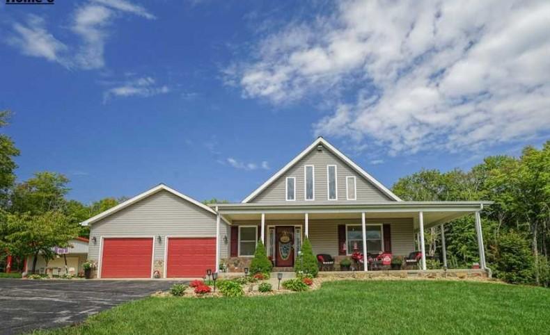 Conley Rd - 114 acres - Scioto County