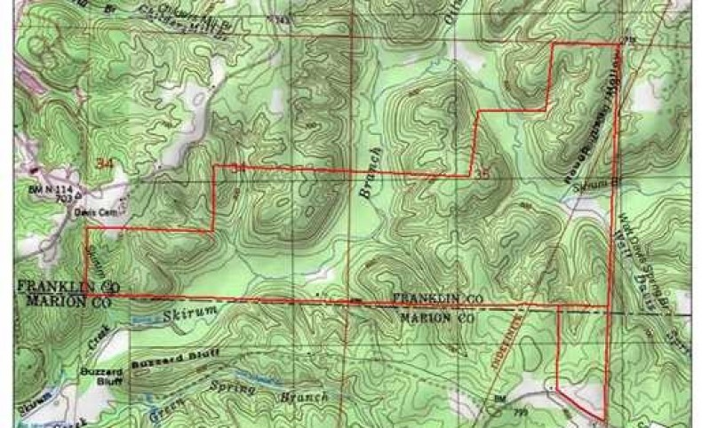 Large Tract With Amazing Possibilities