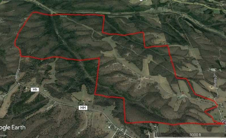 Productive Farm and Hunting Property in Galena, Missouri
