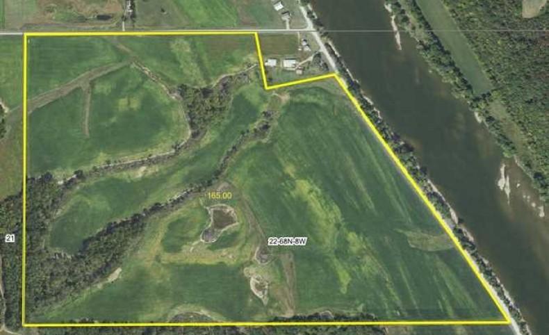 Highly Productive Tillable Farm in Van Buren County, IA