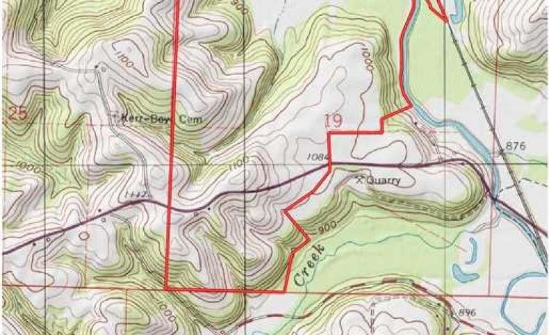 Weschester Rd - 380 acres - Harrison County