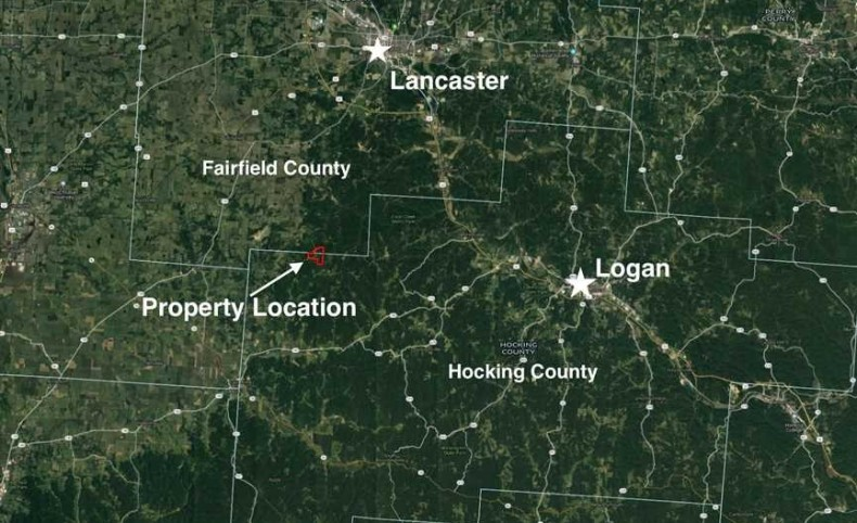 Lookout Rd - 236 acres - Hocking & Fairfield County