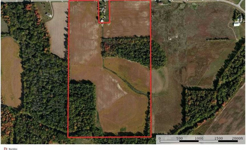 SR 34 - 94 acres - Williams County