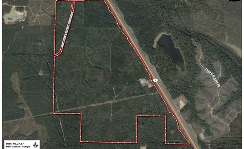 KWKH West Tract, Caddo Parish, 650 Acres +/-
