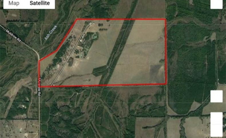 320 ac Working cattle ranch with home near Starkville, Ms.