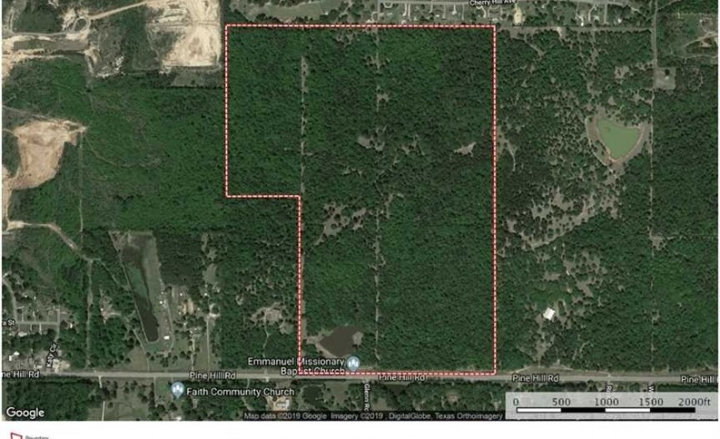 The Ridge at Pine Hills, Caddo Parish, 164 Acres +/-