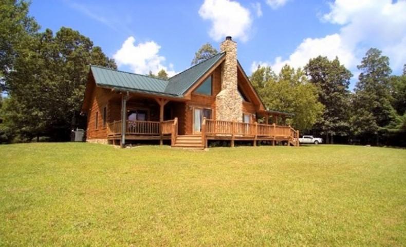 Log Home Estate