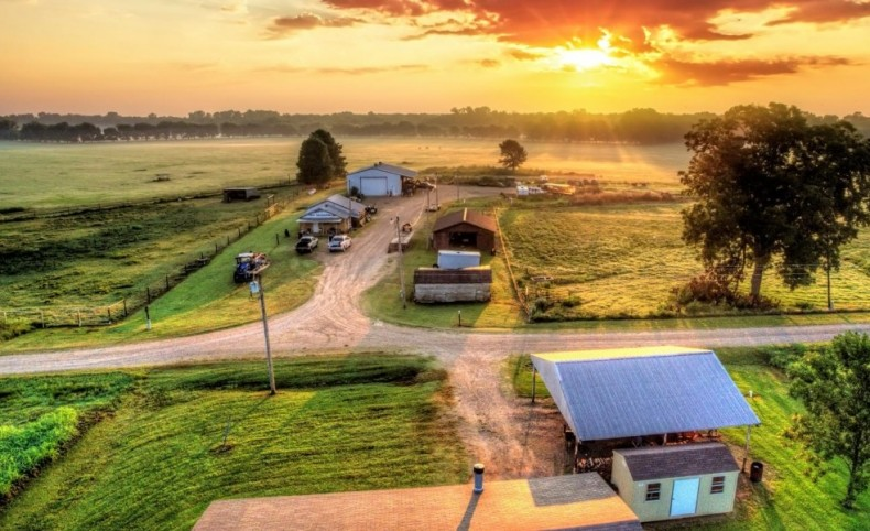Cattle Ranch For Sale - Red River - Texarkana AR - 2,373 AC