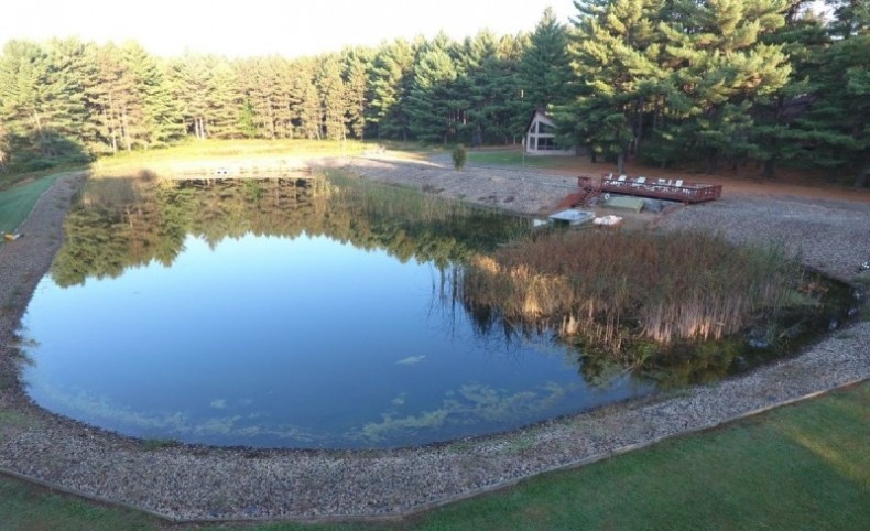 One of a Kind Executive Hunting Ranch For Sale in Wisconsin Dells, WI