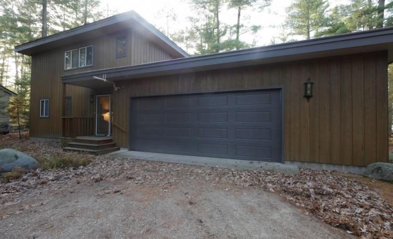 Premier Lakefront Home For Sale on Dake Lake in Waupaca, WI