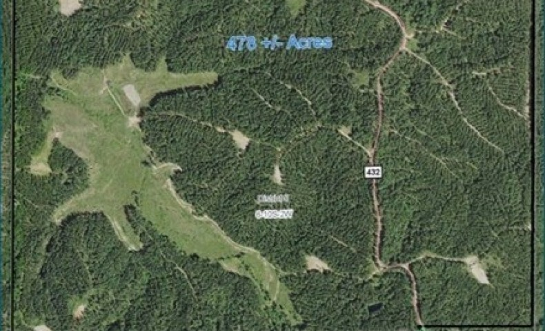 478 Acres in Lafayette County in Oxford, MS