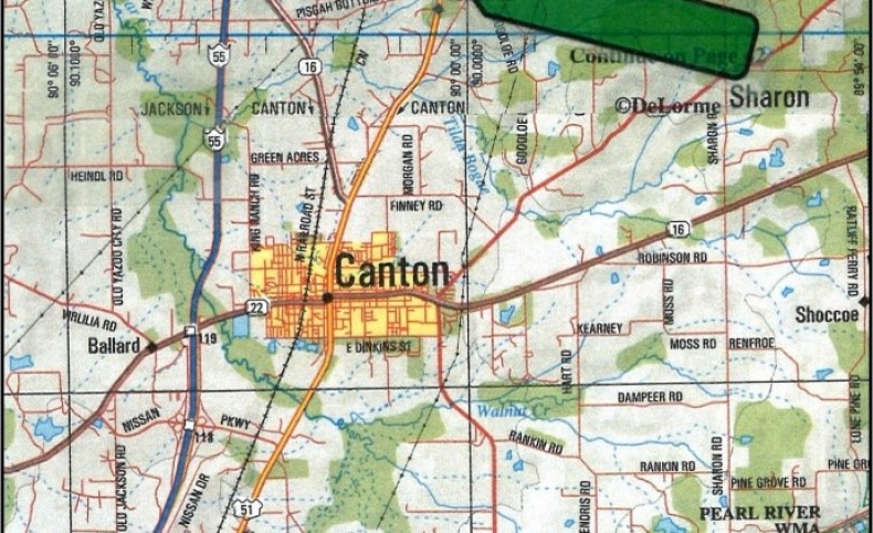 278 Acres in Madison County in Canton, MS