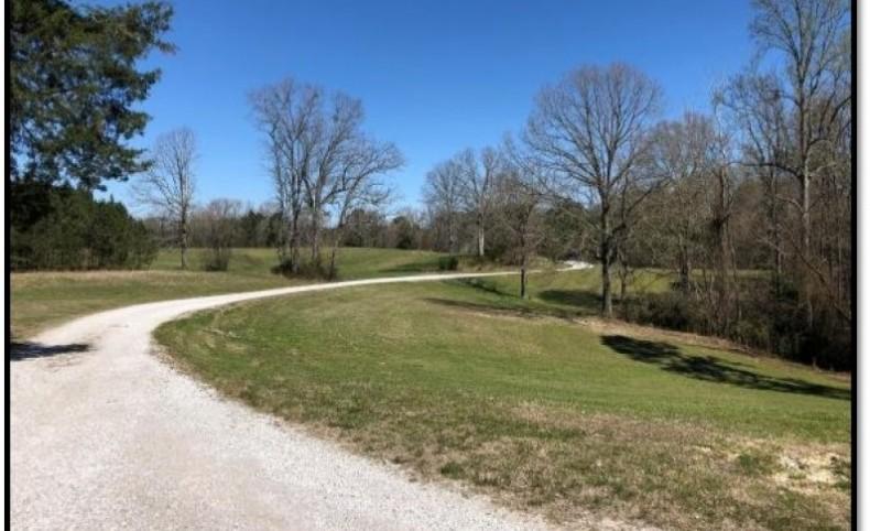 1,258 Acres (Foxmoor Farm) in Lee County in Guntown, MS