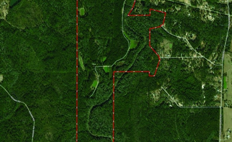 Hunting Recreation Development Land for Sale Harrrison Co MS