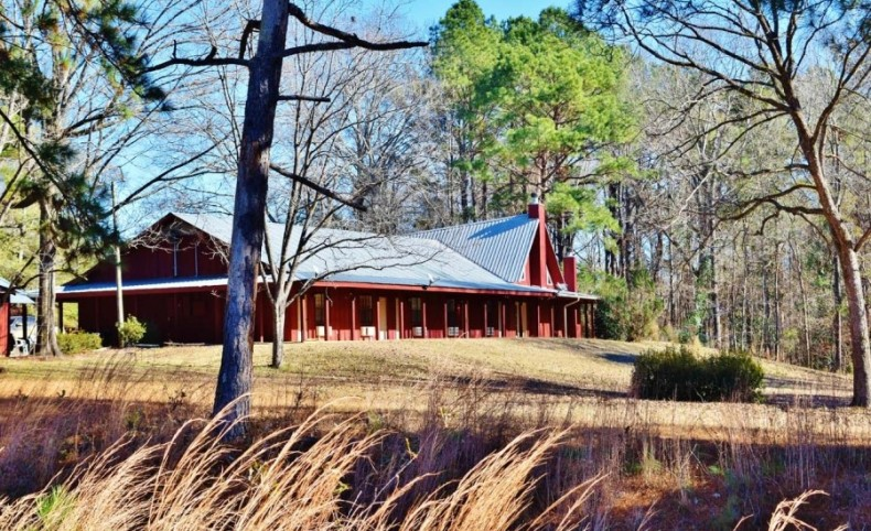 Hunting Lodge Timber 2260 Acres Jefferson County SW MS