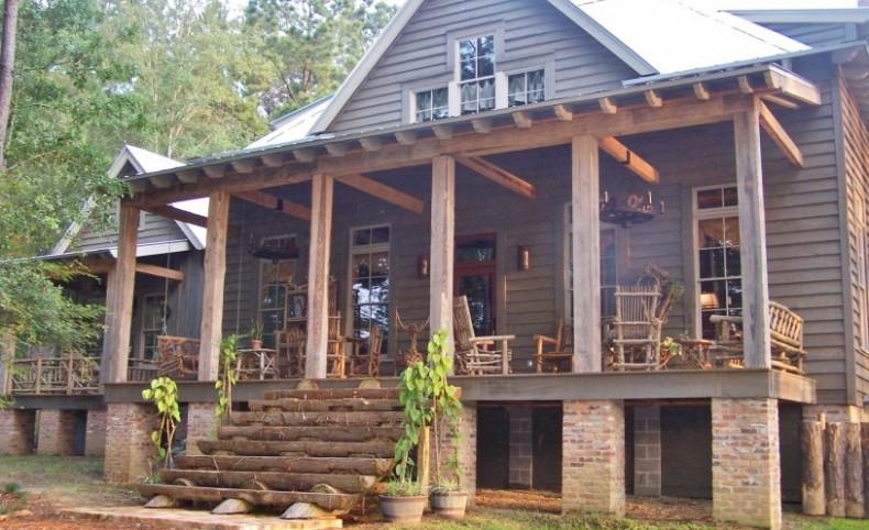 884 Acres Hunting Lodge on Lake Amite County Southwest MS