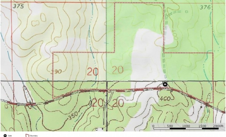 150+ Acres Hunting/Timber Land for Sale Southwest MS