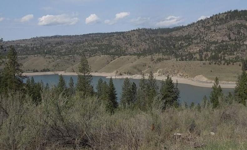 Views of Roosevelt Lake