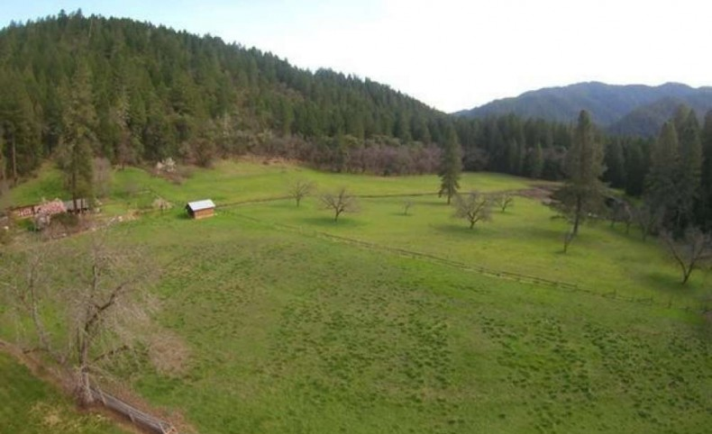 Hawkins Bar Two Homes on 94+/- Acres
