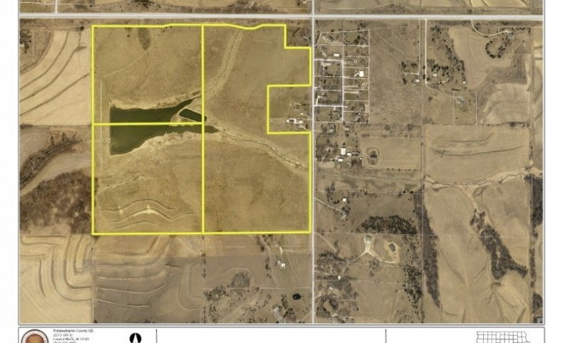 143.12 acres Council Bluffs Iowa