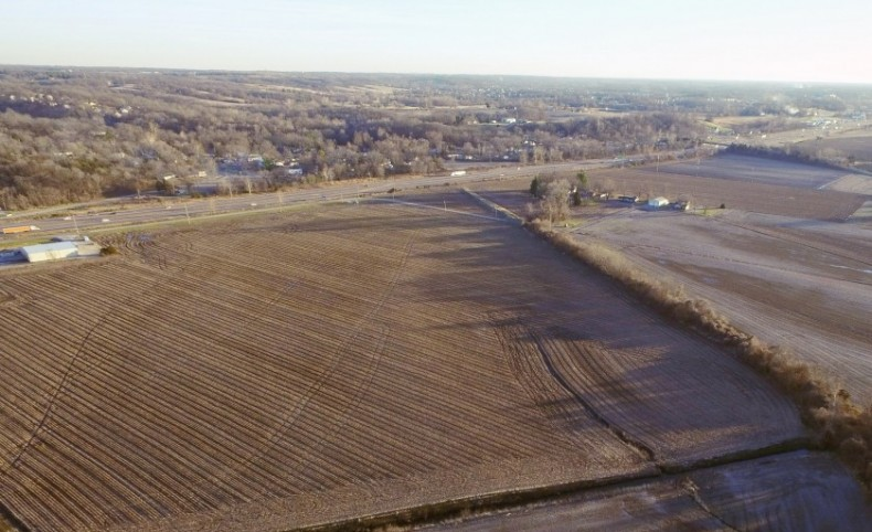 (096B) 99 Acres of Commercial Land in St. Clair County, IL.