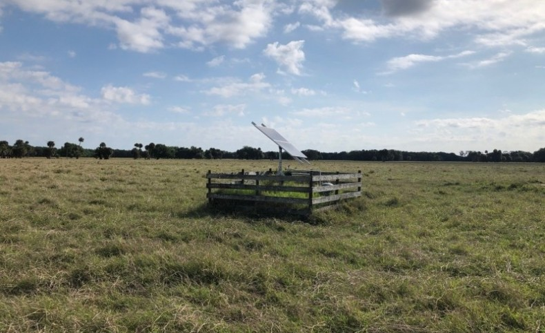 890+/- Beautiful Acre Ranch located on the Glades/ Highlands County Line