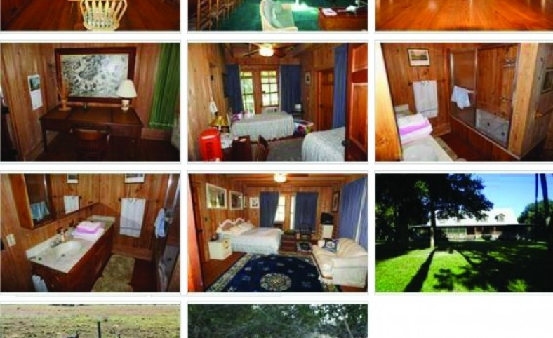 Pristine 3,640+/- Acre Preserve with home-lodge/ pool and Private Airstrip