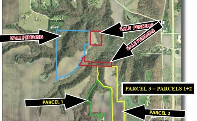 Loucks Family Recreation/Development Land 97.5 ± Acres