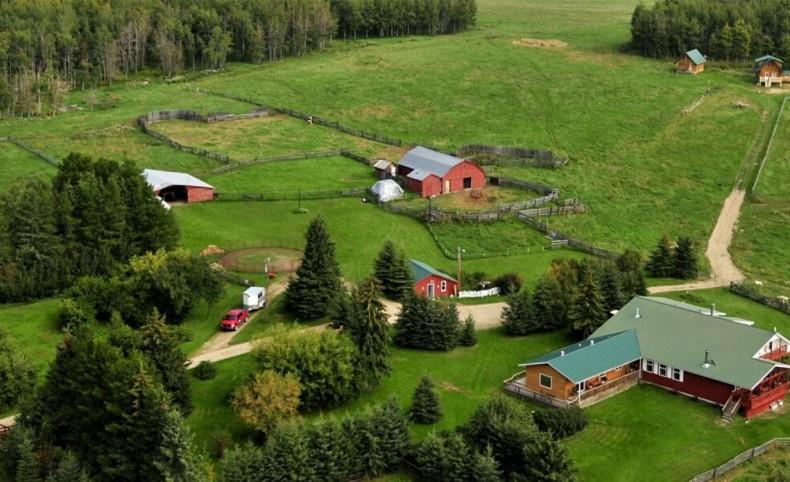 Rustic Ridge Ranch! Scenic property.