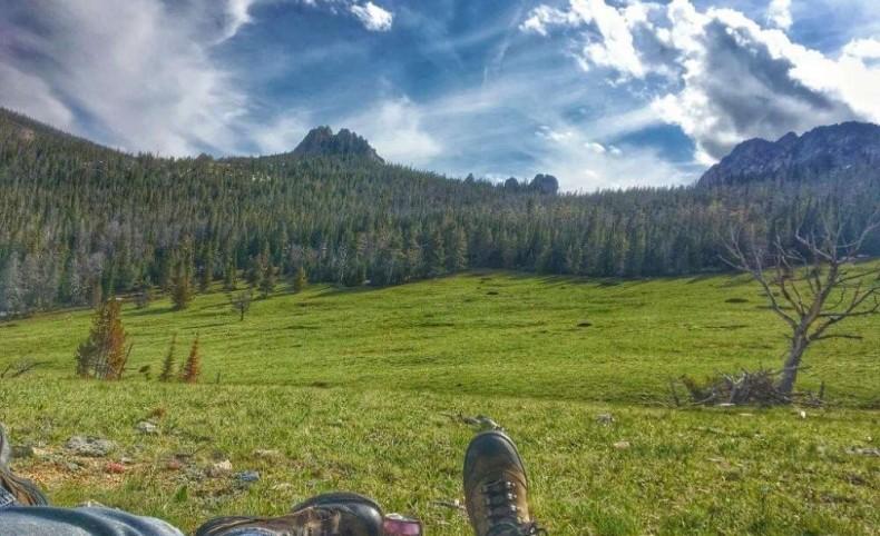 Birch Creek - Prime and Wild Elk Habitat