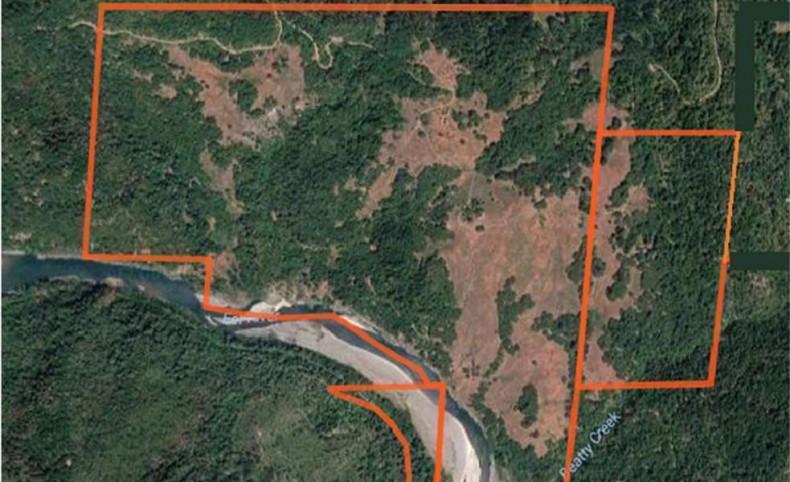Cameron Creek Riverfront 500+/- Acres