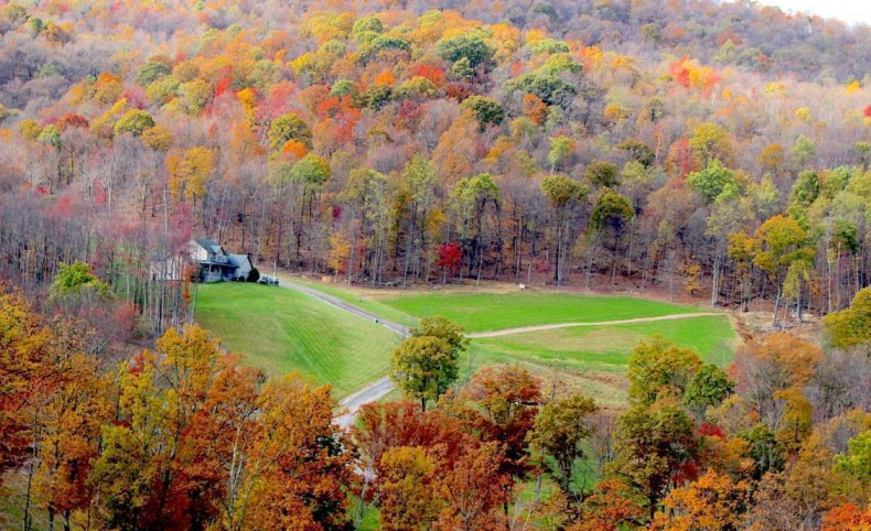 Bedford County 467 Acre Hunting Preserve