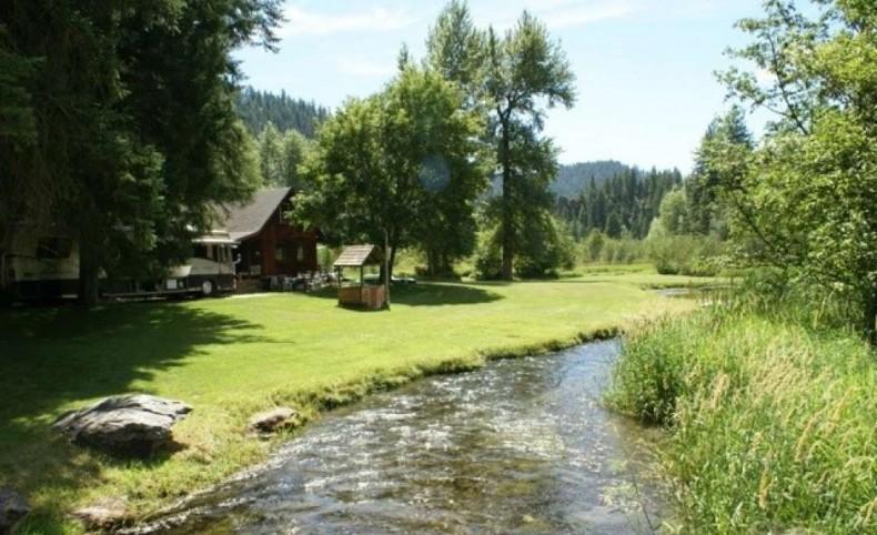 Hidden Treasure of Little Spokane River