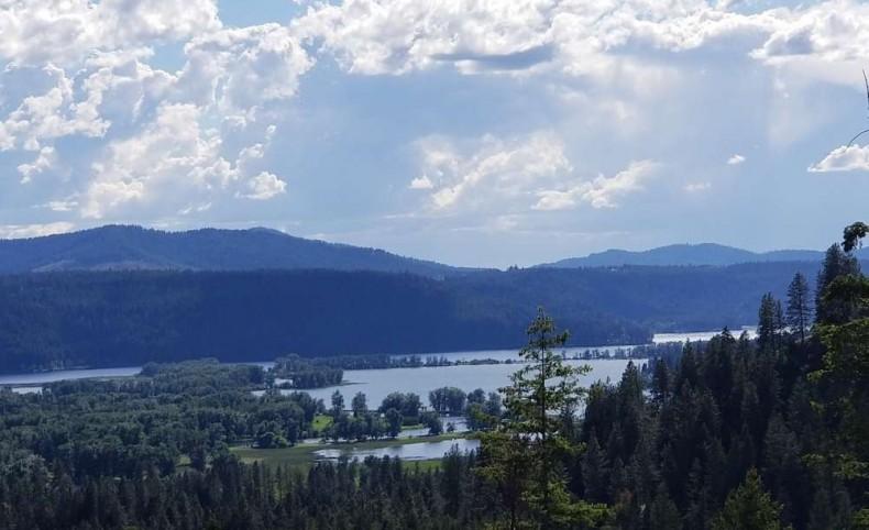 Beautiful Views of St. Joe River Valley