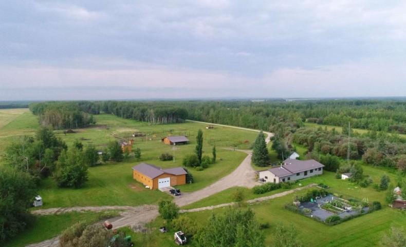 RIVERFRONT Including 1700 acres of land