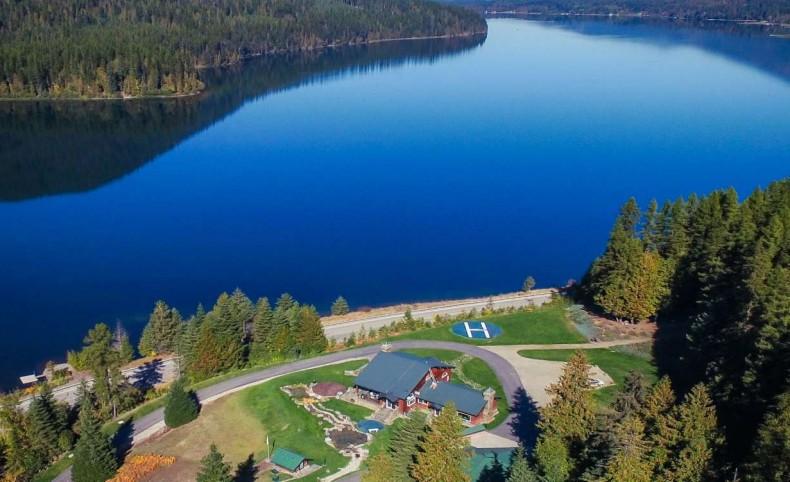 Lake/Mountain Estate
