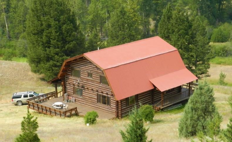 Rock Creek Log Home