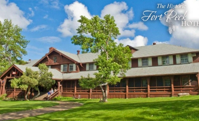 Historic Fort Peck Hotel